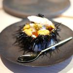 代官山 鮨 たけうち - 海胆・いくら・キャビア・毛蟹