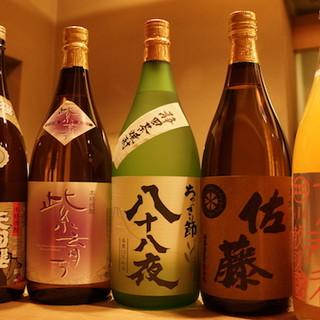 日本酒・焼酎・ワインなど◎豊富なドリンク◎