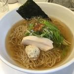 麺画廊 英 - 「和(なごみ)」770円