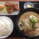 居酒屋 良太 - 料理写真:チャンポン定食