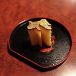 まめや 金澤 萬久 - 料理写真:金のかすてら金魚 型抜き後☆
