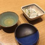 越後酒房 八海山 - テーブルチャージ(500円税込)