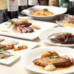 西洋肉料理 岡 - 料理写真: