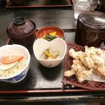 阿蘇 丸福 - から揚げ定食