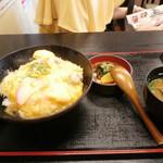 阿蘇 丸福 - 親子丼