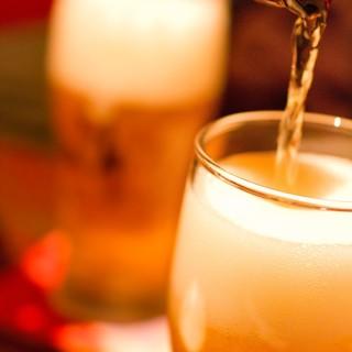 ちょい飲みに、二次会に!ピッタリのセットメニュー