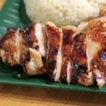 ちりばり - マレーシア鶏飯の焼き鶏