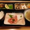 魚 - 料理写真:日替わり定食。