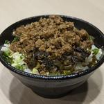 金菜亭 - 博多鶏肉(チーロー)丼