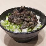金菜亭 - 炭鶏丼
