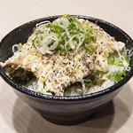 金菜亭 - バリはかた丼(高菜焼豚丼)