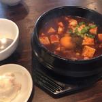 72192651 - 麻婆石焼ご飯
