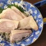 中島南店 - 蒸し鶏