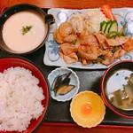 麦とろ和食 静 - 料理写真: