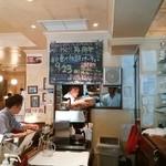 ブラッスリーオザミ丸の内 - 厨房☆