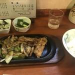 ダルニー食堂大連 - 料理写真: