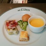 ブラッスリーオザミ丸の内 - 前菜