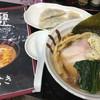 雁木 - 料理写真:淡麗酸味がひとくちめにきます。麺が美味しい