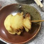 立ち呑み処 おかもと - 玉葱の天ぷら