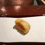 京都 天ぷら圓堂 - 生麩