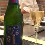ahill - シャンパンで乾杯(о´∀`о)