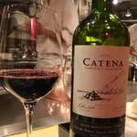 ahill - 赤ワイングラス