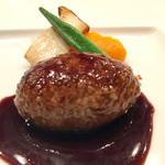 ahill - フォアグラ入りハンバーグステーキ♡ふっくら美味しい(*´∀`*)