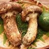 小江戸黒豚鉄板懐石オオノ - 料理写真:9月限定コース【鱧と松茸】