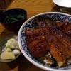 田なかや - 料理写真:鰻丼上