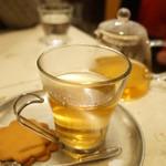 JUHA - NEW holiday tea(700円)(2013/11)