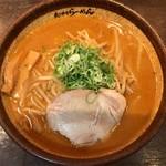 72200987 - 炙り辛味噌らーめん(大辛) ¥930