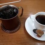 フジ - アイスコーヒー&ホットコーヒー