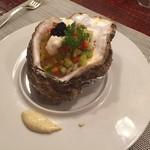 Ratoriedoginyoruemaderon - 蒸し牡蠣の冷製
