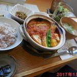 菜と根 kitone - 週替わりランチ ¥1510円(税抜き)