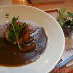 菜と根 kitone - 淡路鶏と根菜たっぷり和風カレー \980(税抜き)