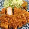 kicchinumagoya - 料理写真:厚切りロースかつ定食 ¥1,728  敢えて銘柄豚ではないレギュラーメニューから選んでみました。美味しいです!