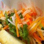 Pacific Sandwich Place - バインミーサンドイッチ(てりやきポーク)