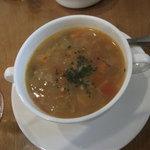 ビストロ・ラマージュ 本千葉グリル - 本日のスープ/ミネストローネ