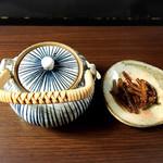菊井 - そば茶と蕎麦かりんとう