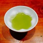 一富士 - お茶