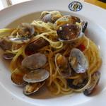 エイチビー - アサリのスパゲッティ