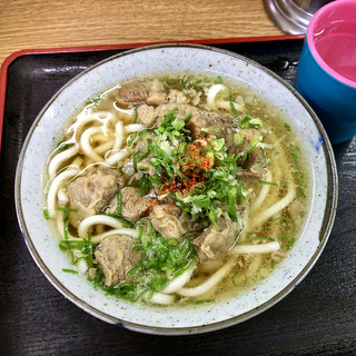 立ち食いうどん 味沢 - 料理写真: