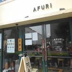 AFURI - 店頭