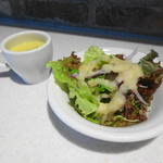 J.S. STEAK STAND - サラダとスープ