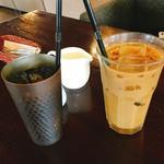 72215587 - アイスコーヒー・アイスカフェオレ