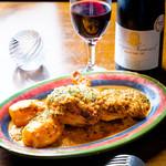マヌエル タスカ ド ターリョ - お料理とワインのマリアージュお楽しみください。
