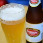 ベトナミング - お昼でも、ベトナムビール飲めます