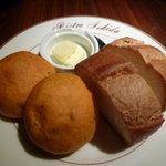 7222008 - 【トマトパンとフランスパン】
