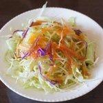 リヨンの森 - 共通のサラダ