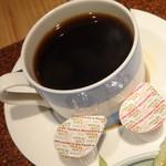 アメリカン - ホットコーヒー